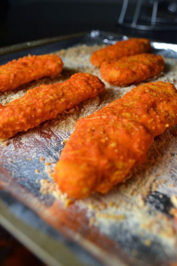 530 Baked Buffalo Chicken Tenders | windykitchen