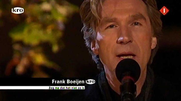 Frank Boeijen - Zeg me dat het niet zo is - Ode aan de doden live 02-11-...