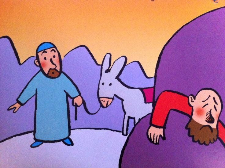 De barmhartige Samaritaan (5)