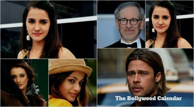 Famous Bollywood Celebrities Birthday In Bollywood On 18th December such as Shruti Seth, Brad Pitt, Vaishali Desai, Sneha Ullal And Steven Spielberg