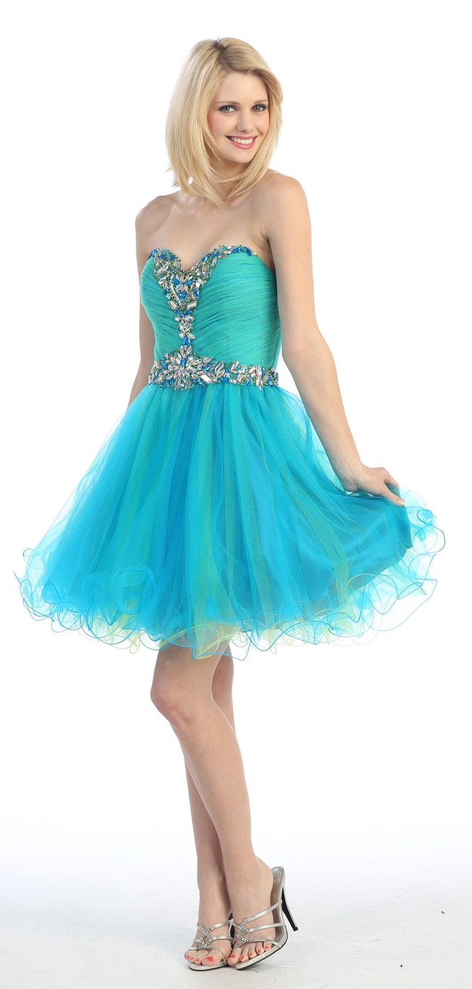 1000  ideas about Strapless Homecoming Dresses on Pinterest - Hoco ...