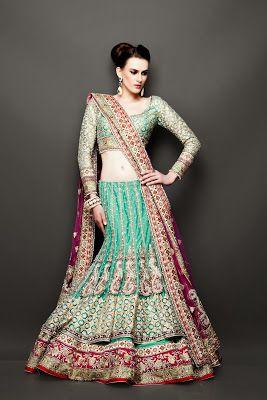 Elegant Indian Clothing & Wedding Outfits: Elegance and Royal Feel with Indian Wedding Dresse...