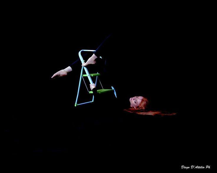 Diego Black D'attilio Ph Dancer Flavia Rosati ( MtM Dancetheater Company di Annalisa Cirillo)