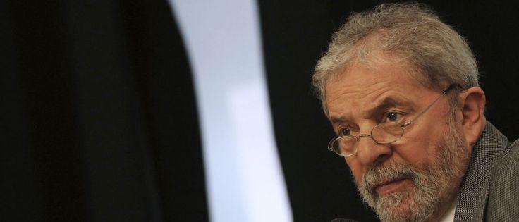 """Noticias ao Minuto - Em Hotel, Lula faz de sua suíte um quartel-general pró-Dilma    """"Respeito"""". Palavra que para algumas pessoas nem existe no dicionário, respeito é um aprendizado que deveria começar no berço, saber ser ético, respeitar o próximo isso é uma qualidade que todo ser humano precisa ter Senhor Lula! É uma atitude tão simples saber respeitar isso é pensar no próximo! A ausência desta qualidade Senhor Lula faz do homem um ser desprezível! Lembram-se desta frase Respeite a si…"""