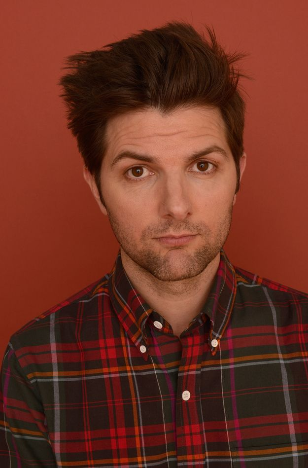 10 Incredible True Facts About Adam Scott, According To Adam Scott (via BuzzFeed)