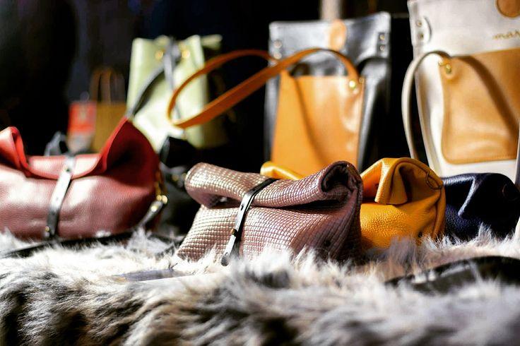 Sneak peek from Design market www.maruuleather.com
