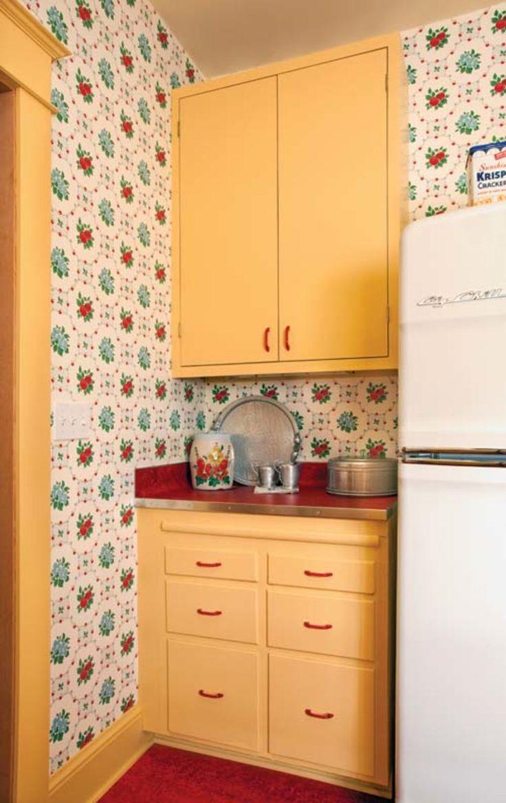 1940 Kitchen Decor 17 Best Ideas About 1940s Kitchen On Pinterest 1940s Home Decor