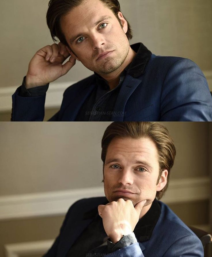 "Sebastian Stan ""The Bronze"" photo shoot."