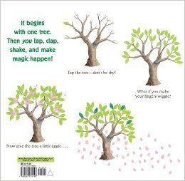Another library discovery! Tap the Magic Tree Hardcover by Christie Matheson