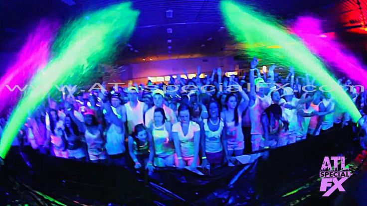Neon Paint Party Places I Love To Go Pinterest Ibiza