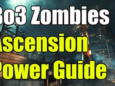 Black Ops 3 Zombies Ascension How to Turn On the Power This Ascension how to turn on the power guide will show you the best way to turn on the power on Black Ops 3 Ascension<br><br>You will need to collect 3000 point in ascension before you can turn the power on, so get you points from killing zombies then follow my route to turn the colour on and the power on in black ops zombies ascension map.<br>Please Hit The Like Button<br>And Subscribe So You Can Keep Up To Date<br><br>✔ Leave A…