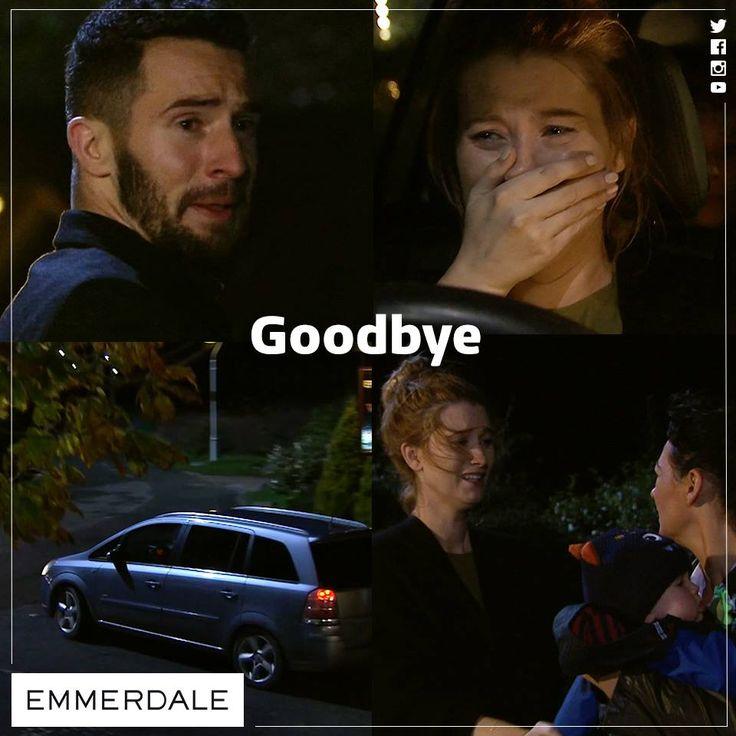 Debbie leaves Emmerdale