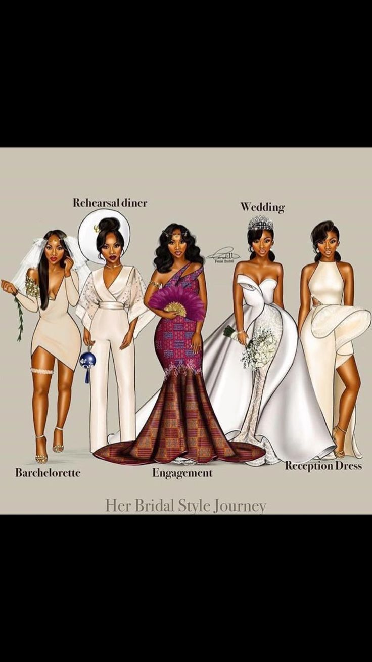 Her bridal style journey- Tap the link now to see our super collection of accessories made just for you!