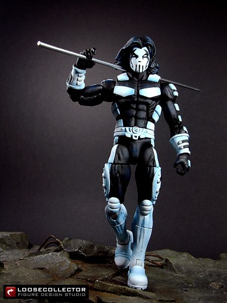 Loosecollector. Dave Cardenas. The best marvel legends action figure customizer in the world!