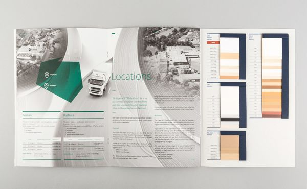 malta decor - folder by pomarańcza, via Behance
