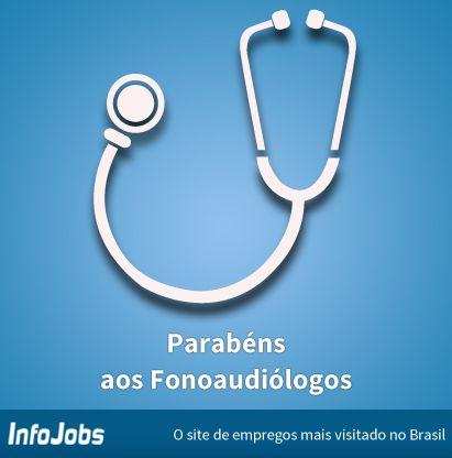 #diadoprofissional #infojobs #vaga #emprego #fonoaudiólogo #oportunidade