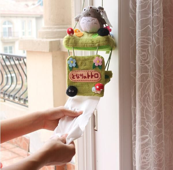 Make your home more charming and personalized. - This is perfect for any My Neighbor Totoro Lovers! - While Supplies Last! Limit 10 Per Order Please allow 4-6 weeks for shipping Item Type: Toilet Pape