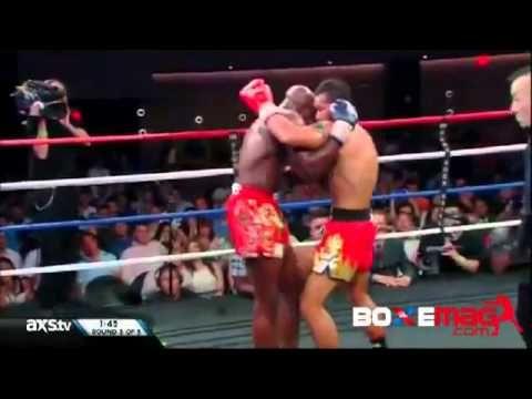 Yodsanklai vs Chike Lindsay - LF10 - YouTube