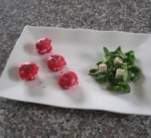 Recette - Macaron à la tomate feta basilic - Notée 4.1/5 par les internautes