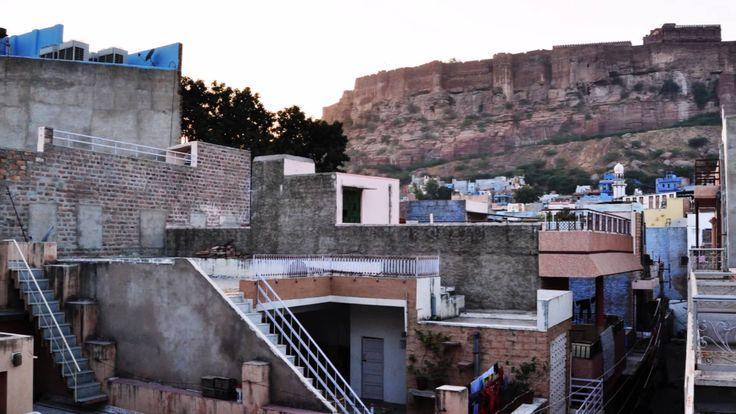 Jodhpur Historic Chowk: Navchowkiya | Winter School 2014 CEPT University