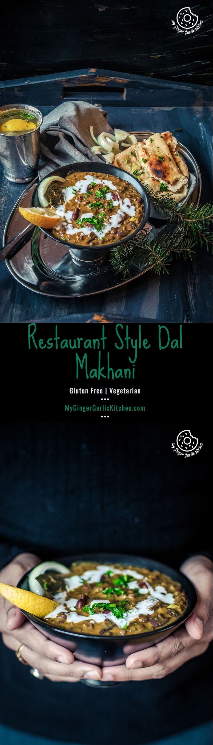 Restaurant style dal makhani aka 'maa ki dal' is known for its silky, melt-in-mouth texture and the classic and aromatic flavors.