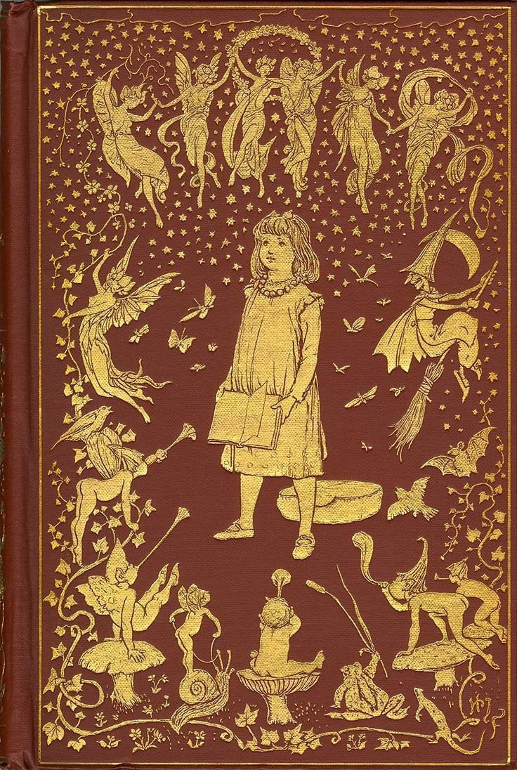 'The Brown Fairy Book', ed. Andrew Lang ; illustrated by H.J. Ford. Longmans, Green & Co. 1904