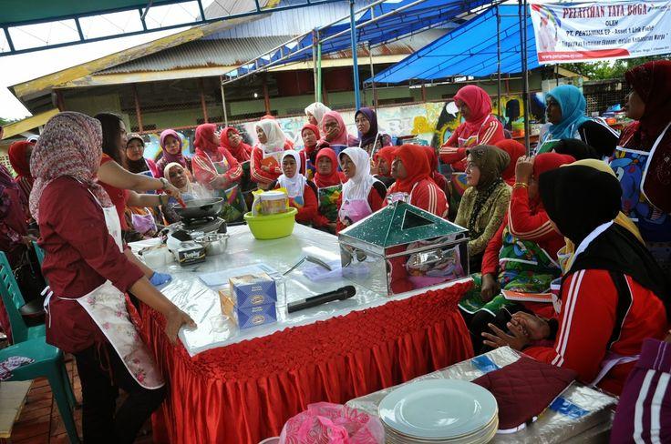 GriYa Foods: Pelatihan Tata Boga oleh Pertamina Lirik, Riau