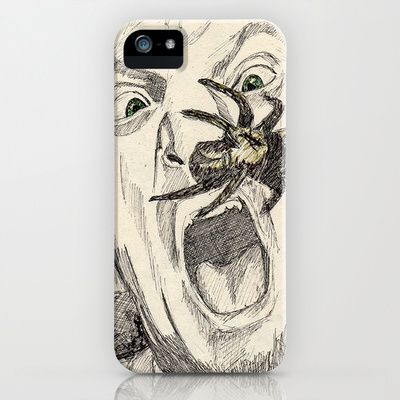 Ahhhhh ahhh ahh  iPhone & iPod Case by DeMoose_Art - $35.00 Free Shipping + $5 Off Each Item in your shop!