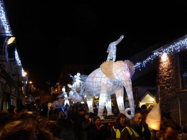 Visiting Truro this Christmas? Make sure you check out the City of Lights event to get you into the festive spirit.