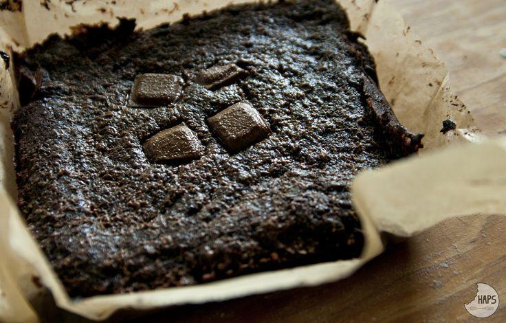 Brownie. Couldn't handle more chocolate! / Brownie. Więcej czekolady już nie zmieści!
