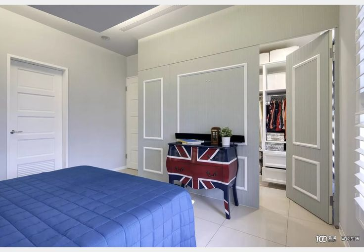 打造25坪異國風住宅_古典風設計個案—100裝潢網