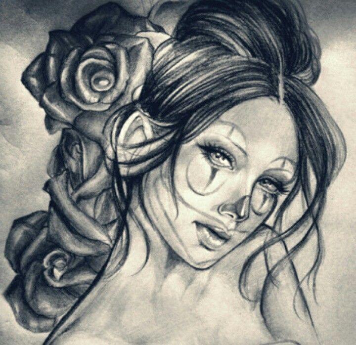 Ms De 1000 Ideas Sobre Tatuajes Rosa Calavera En