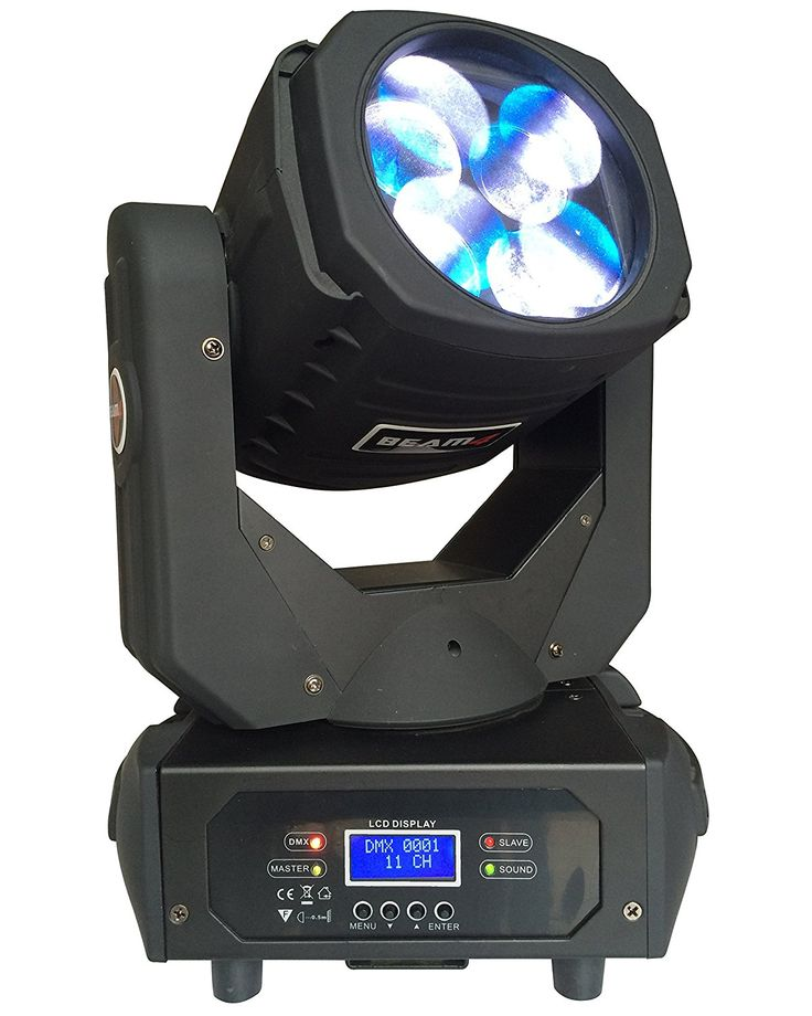 Yuexin® 4x25W Stage Lighting LED Super Beam Spot DJ Light 4 LEDS Moving Head RGBW (4IN1) DMX512 for Wedding Xmas Christmas Birthday Home Garden Party Effect   1. Voltage:90-240V AC 50-60Hz 2. POWER:140W 3. LED:9x12W RGBW 4in1 led 4. Beam angle:5 degree 5. Read  more http://themarketplacespot.com/yuexin-4x25w-stage-lighting-led-super-beam-spot-dj-light-4-leds-moving-head-rgbw-4in1-dmx512-for-wedding-xmas-christmas-birthday-home-garden-party-effect/
