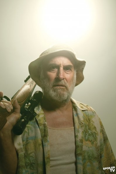Dale (Jeffrey DeMunn) - The Walking Dead
