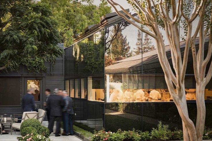 After three years and $10 million, The French Laundry's expansion is finally complete. Step inside the renovated three-Michelin-star restaurant.