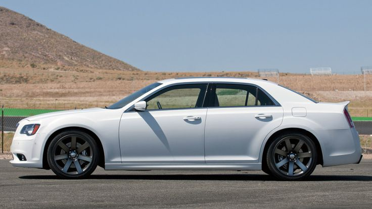 Chrysler 300 SRT8 - Autoblog