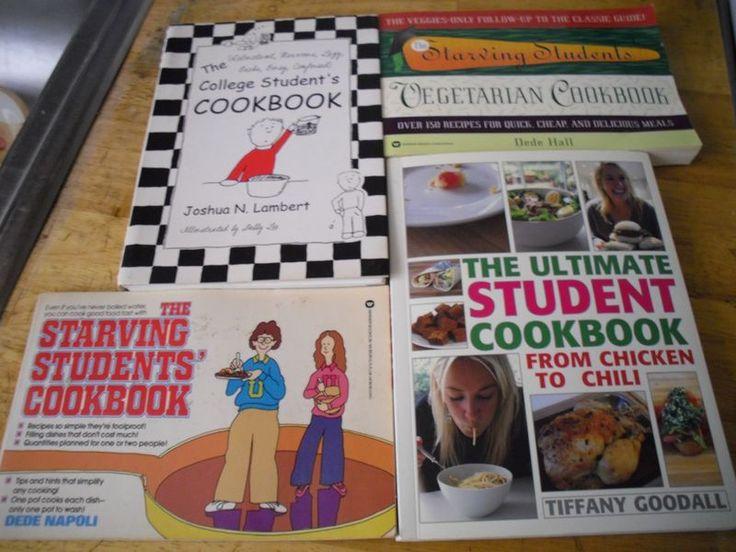 Homemaker Thursdays: My Student Cookbook Collection (Craft Brainiac)