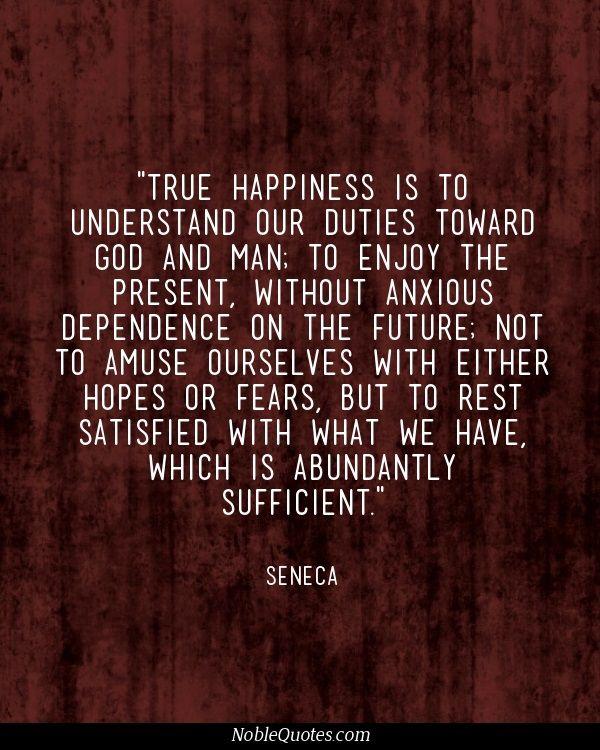 Seneca Quotes   http://noblequotes.com/