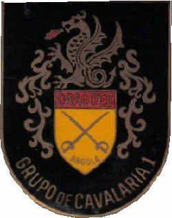 Grupo de Cavalaria 1 Angola
