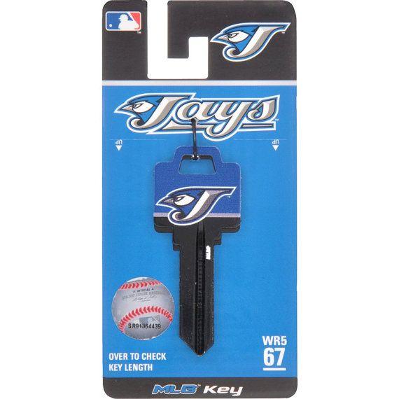 Blank Key 66 67 68 MLB Toronto Blue Jays by HomeImprovementShop
