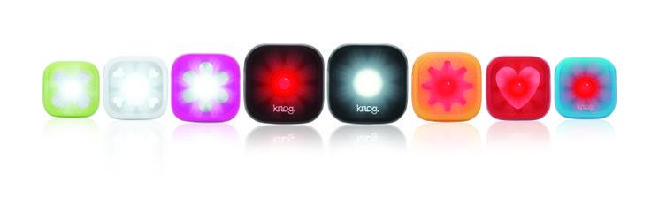 Knog. Blinder 1 #1 #light #colors #design #bike