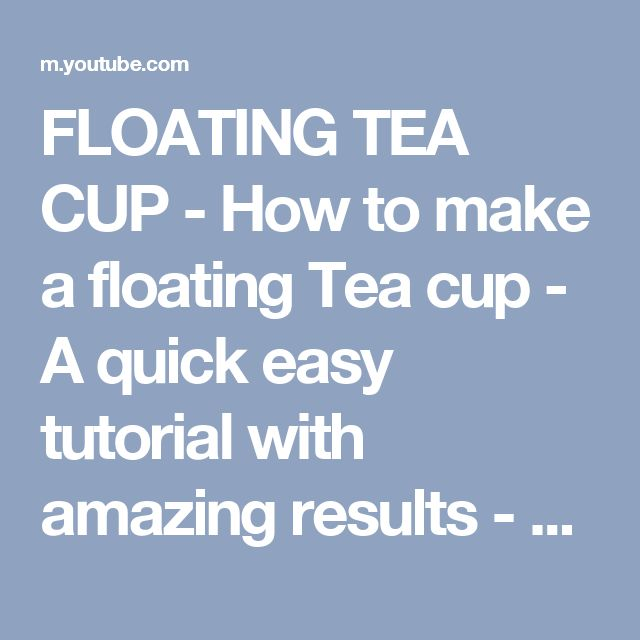 how to make a cup of tea essay Indeed, when you dose up on tea made to the equivalent strength as  overall,  people who drink three cups a day appear to have a 37% lower.