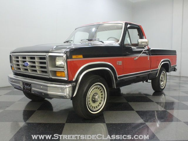 Streetside Classic Cars Picture Gallery 1986 Ford F150