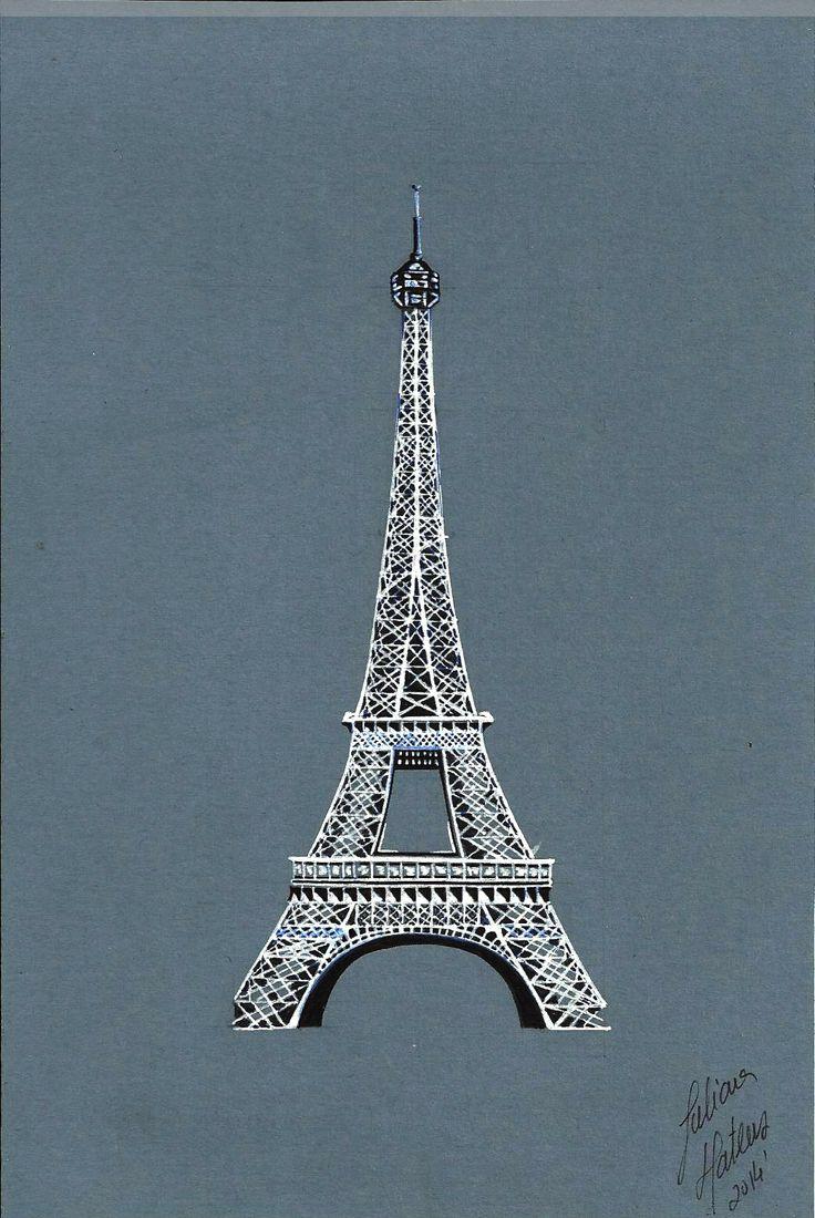 '.Eiffel Tower', JulianaMateus'2014'February