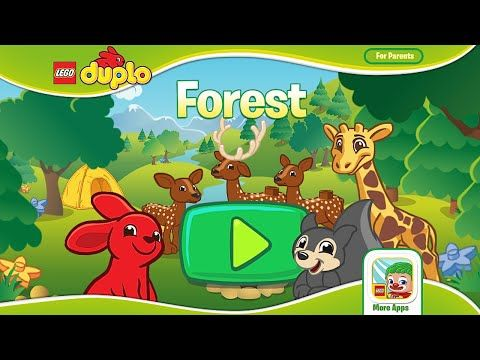 LEGO Duplo - ZOO - iPad / iPhone / Android - YouTube