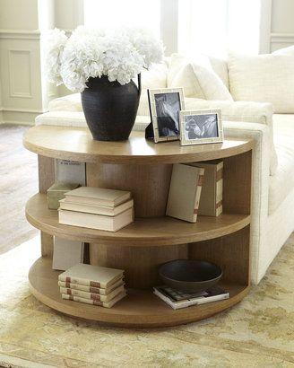 ShopStyle: Ralph Lauren Home Driftwood End Table