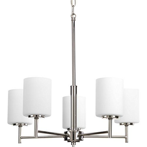 Progress Lighting P4319-104 Up/Down Replay 5 Light Chandelier