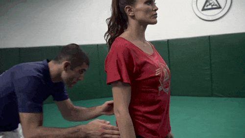 Women's Self-defense That Actually Works! (Gracie Jiu-Jitsu) (x)