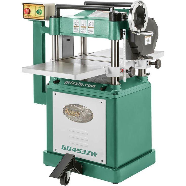 Thicknesser Machine