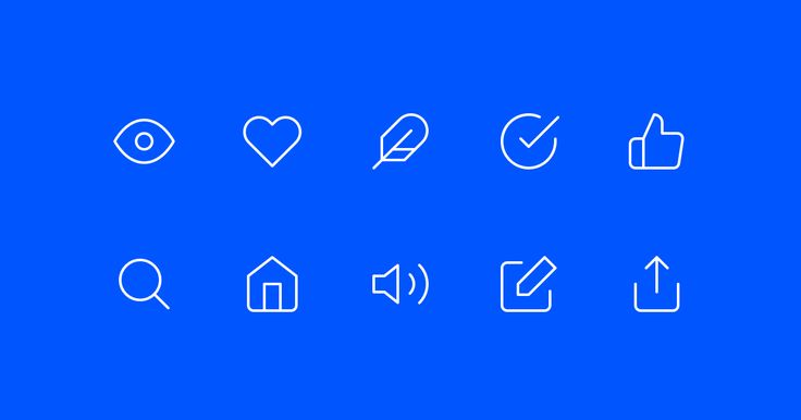 Open Source Icons. Designed on a 24x24 grid with an emphasis on functionality, consistency and simplicity.
